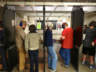 Indoor Shooting Range In North Little Rock Sherwood Arkansas
